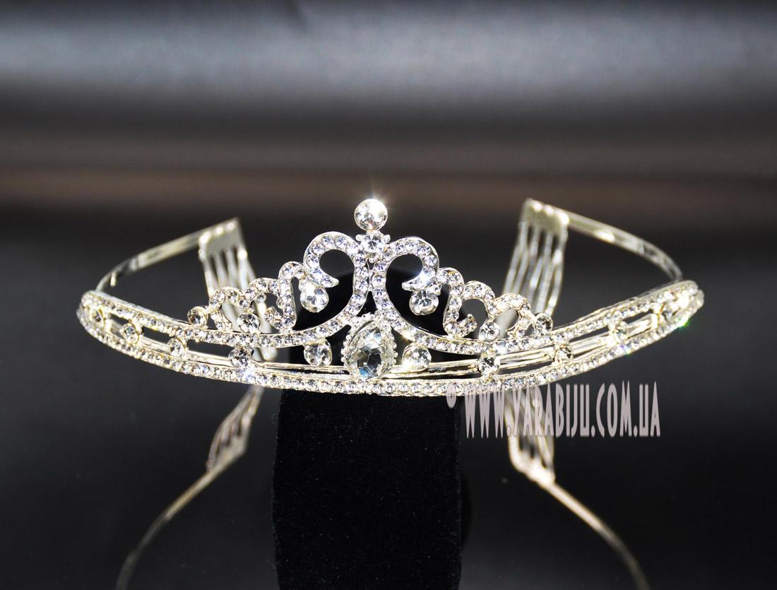 Диадемы короны купить украшения для свадьбы Киев Украина 47ac44742ed